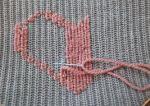 duplicate stitch